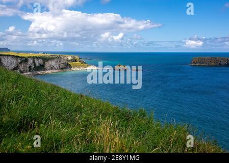 Antrim Coastline in Northern Ireland, Giants Causeway