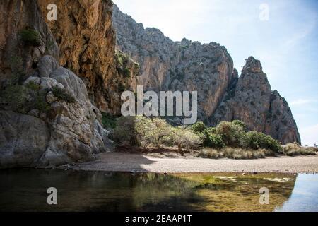Torrent de Pareis gorge, Mallorca