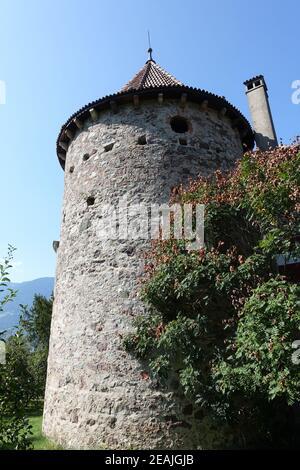 Planta Castle Merano