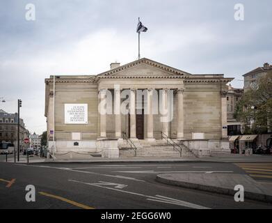 Rath Museum at Place de Neuve - Geneva, Switzerland