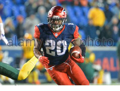 Channing Stribling Memphis Express Game Jersey