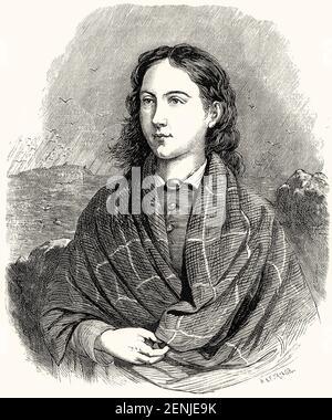 Grace Horsley Darling, Heroine of the Farne Islands, 1815 - 1842
