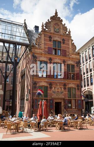 geography / travel, Netherlands, Groningen, gold office, tax office, Additional-Rights-Clearance-Info-Not-Available