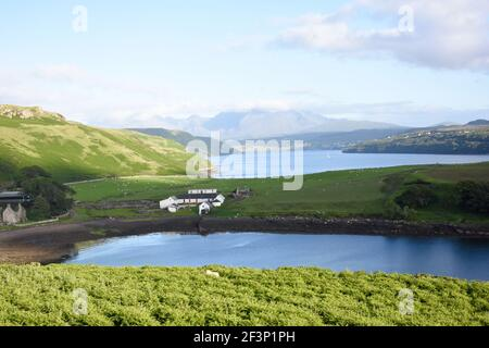 Gesto Farm, Struan, Isle of Skye