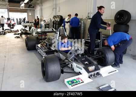 04 Brabham BT49 1980 MASTERS Historic Formula 1 during the 2018 Suzuka sound of Engine, Richard Mille at Suzuka, Japan, from november 15 to 18 - Photo Frederic Le Floc'h / DPPI