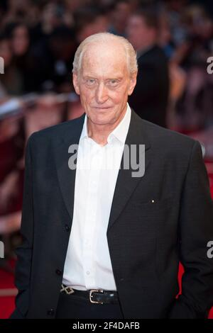 Charles Dance arrives at the Dracula Untold premiere at the Odeon, Leicester Square - London