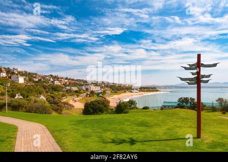 Mossel Bay, South Africa - Mossel Bay is a harbour town of about 130,000 people on the Southern Cape of South Africa