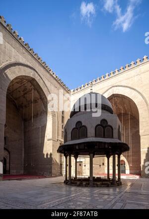 Sultan Hasan complex, Cairo