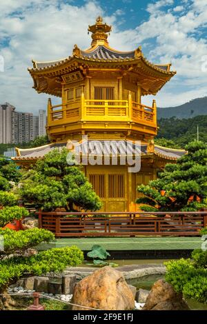 Pavilion of Absolute Perfection, Nan Lian Garden, Kowloon, Hong Kong