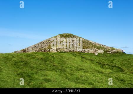 Loughcrews Ancient Passage Tombs, Co Meath, Ireland