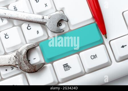 Writing Comments On A Social Media Post, Typing Interesting New Article
