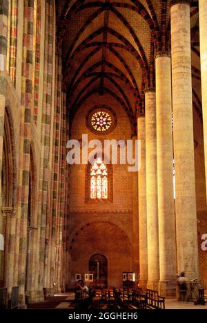 FRANCE. HAUTE-GARONNE (31) TOULOUSE. THE CLOISTER OF THE JACOBINS