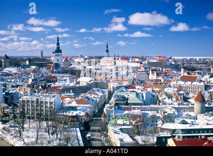 Tallinn, Estonia - Stock Photo