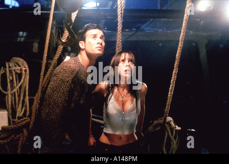 I know what you did last summer Year 1997 Director Jim Gillespie Freddie Prinze Jr Jennifer Love Hewitt - Stock Photo