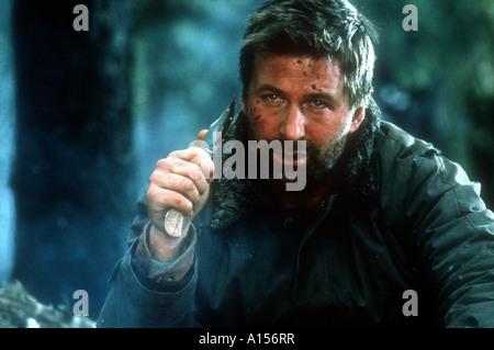 The Edge Year 1997 Director Lee Tamahori Alec Baldwin - Stock Photo