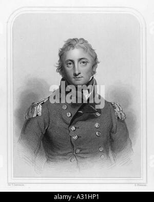 Sir John Moore - Stock Photo