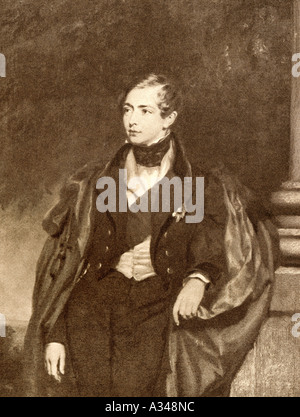 Prince George Duke of Cambridge 1819 1904 British army officer and commander in chief of the British army 1856 to - Stock Photo