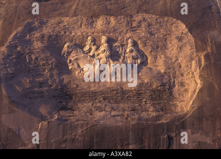 AJ23120, Stone Mountain, Atlanta, GA, Georgia - Stock Photo