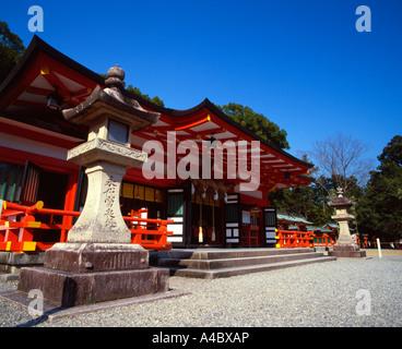 Kumano Hayatama Taisha, Shrine, World Heritage Site, Shingu City, Wakayama Prefecture, Japan - Stock Photo