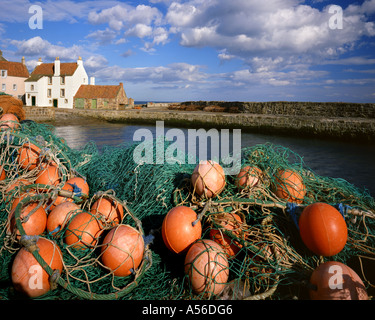 GB - SCOTLAND: Pittenweem Harbour - Stock Photo