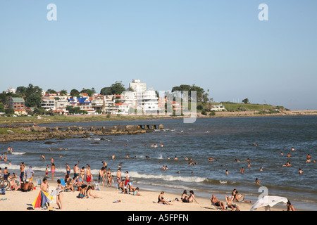 Suedamerika Latin Lateinamerika Sued Amerika South America Uruguay Montevideo - Stock Photo