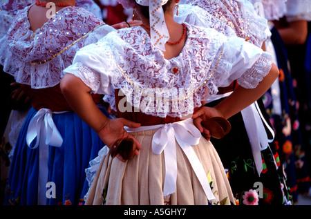 Lorca, Girls - Stock Photo