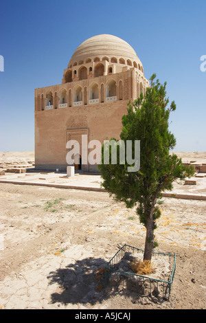 Mausoleum Of Sultan Sanjar At Merv - Stock Photo
