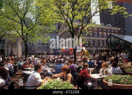 AJ4433, Massachusetts, MA, Boston - Stock Photo