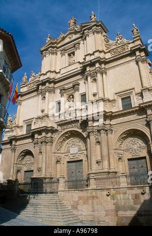 LORCA MURCIA SPAIN Europe Spain Murcia Valencia - Stock Photo