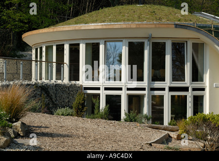 The Pines Calyx Building, St Margarets Bay, Kent. - Stock Photo