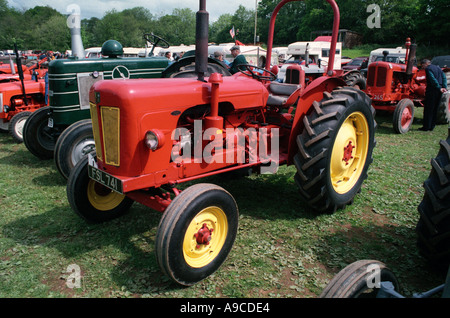 1958 David Brown 950 45hp - Stock Photo