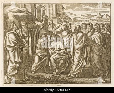 Twelve Minor Prophets - Stock Photo