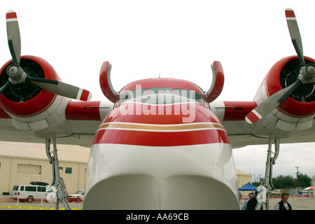 1954 Grumman HU-16A Albatross - Stock Photo