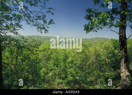 AJ11521, Ozark Mountains, AR, Arkansas - Stock Photo