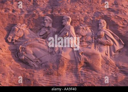 AJ11928, Stone Mountain, GA, Atlanta, Georgia - Stock Photo
