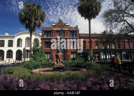 AJ14357, Savannah, GA, Georgia - Stock Photo