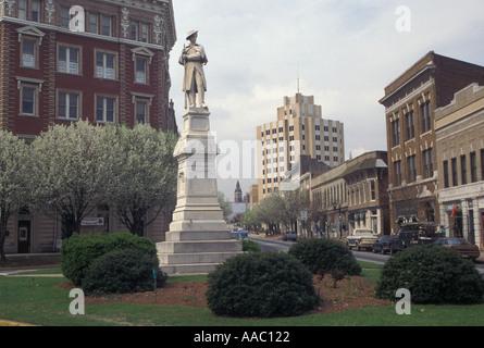 AJ14286, Macon, GA, Georgia - Stock Photo