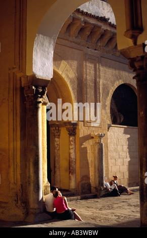Mezquita - Cordoba, Andalucia, Spain - Stock Photo
