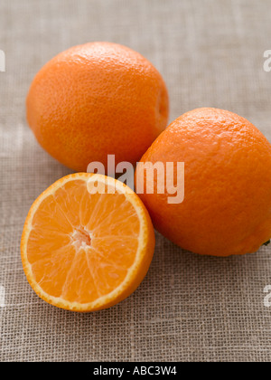 Oranges - high end Hasselblad 61mb digital image - Stock Photo