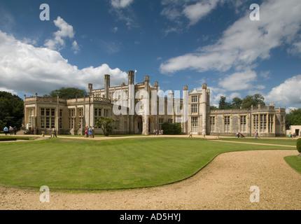 Highcliffe Castle Dorset England UK - Stock Photo