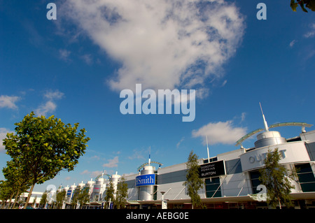 Out of Town retail shopping park Monks Cross York - Stock Photo