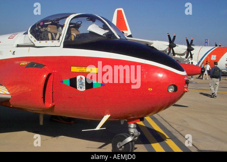 Jet Provost at RIAT Fairford 2005 - Stock Photo
