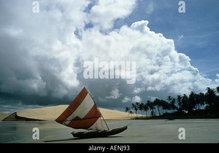 Brazil boats - Stock Photo