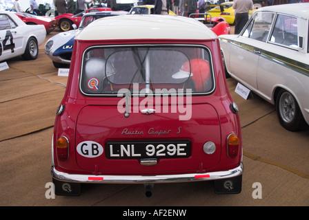 1967 Austin Mini Cooper S - Stock Photo