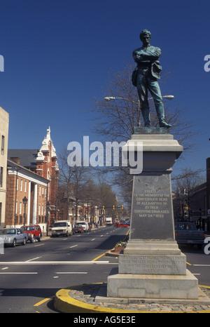 AJ15283, Alexandria, VA, Virginia - Stock Photo