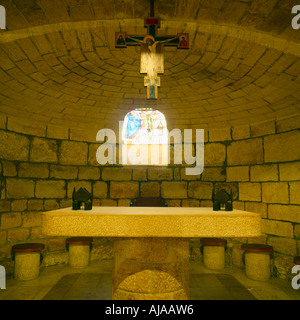 Church Of Saint Gabriel Nazareth Israel Middle East - Stock Photo