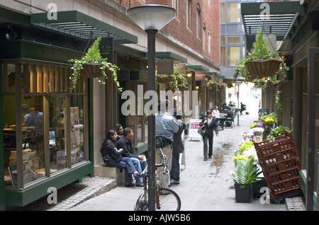 Chichester Rents Chancery Lane London WC2  - Stock Photo