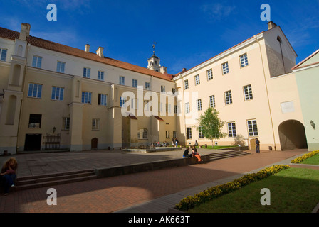 University / Vilnius - Stock Photo