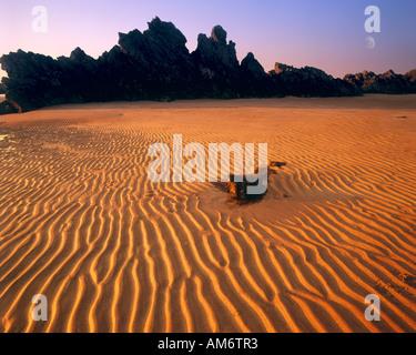 GB - SCOTLAND:  Sango Beach near Durness in the Highlands - Stock Photo