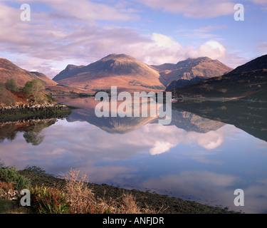 GB - SCOTLAND:  Evening at Loch Long - Stock Photo